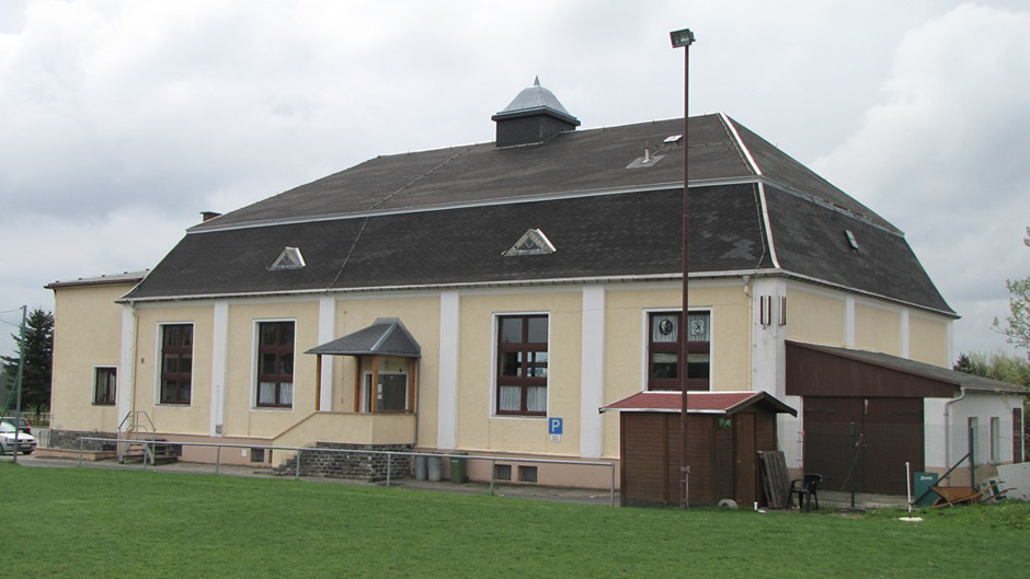 Turnhalle Jahnweg in Gornau